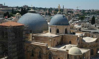 Цены на паломничество в Иерусалим из Москвы.